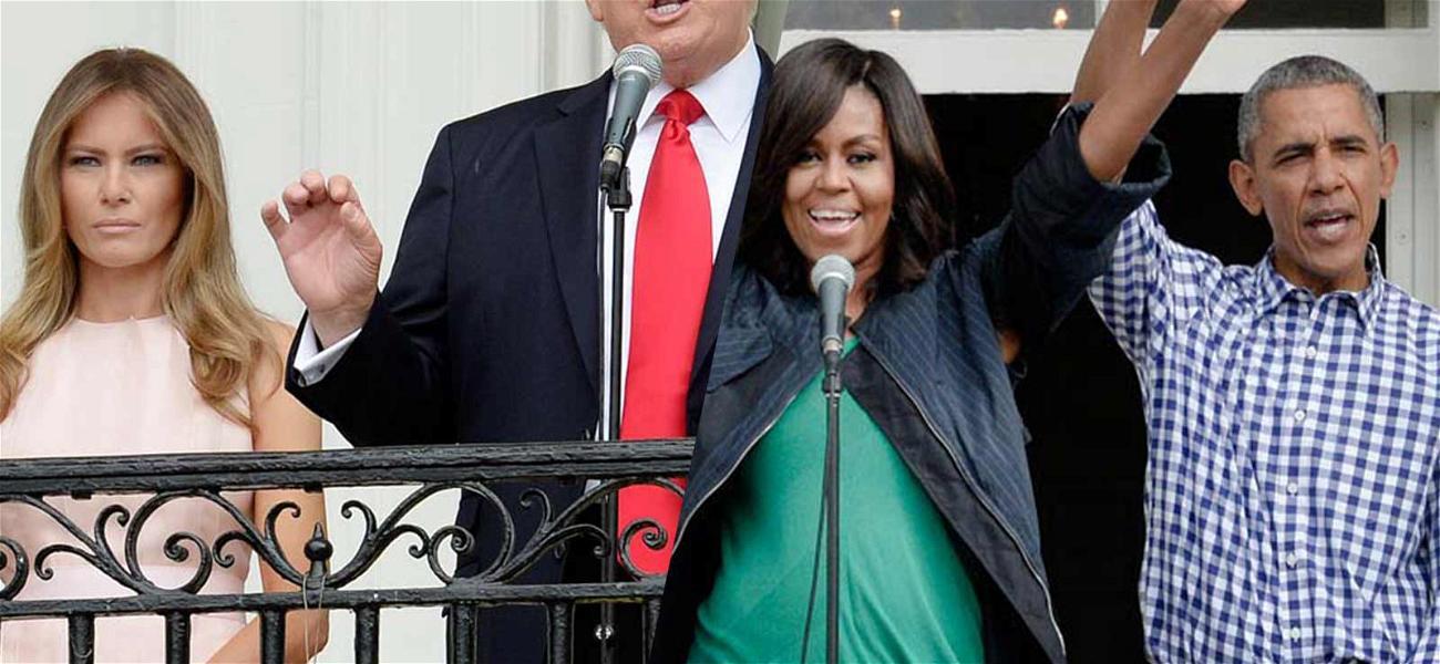 Trump vs Obama: Who Rocks the White House Easter Egg Roll?