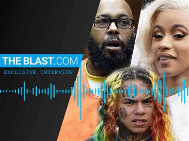 Suge Knight Has Nothing But Respect for Young Rappers Like Tekashi69 But Calls Cardi B 'The Most Incredible Artist'