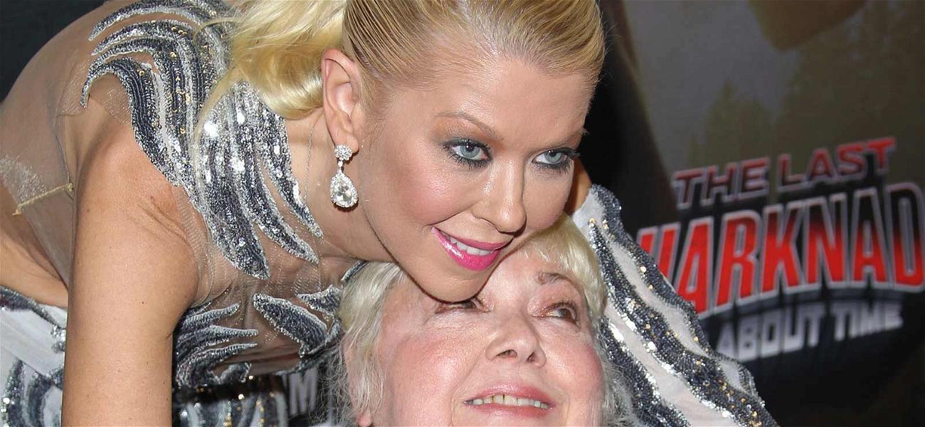 Tara Reid Reveals Her Mother Donna Has Passed Away