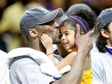 Kobe Bryant And Gianna Video Goes Viral Ahead Of Their Celebration Of Life Ceremony