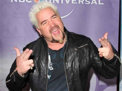 Guy Fieri's Times Square Restaurant Is Closing Down