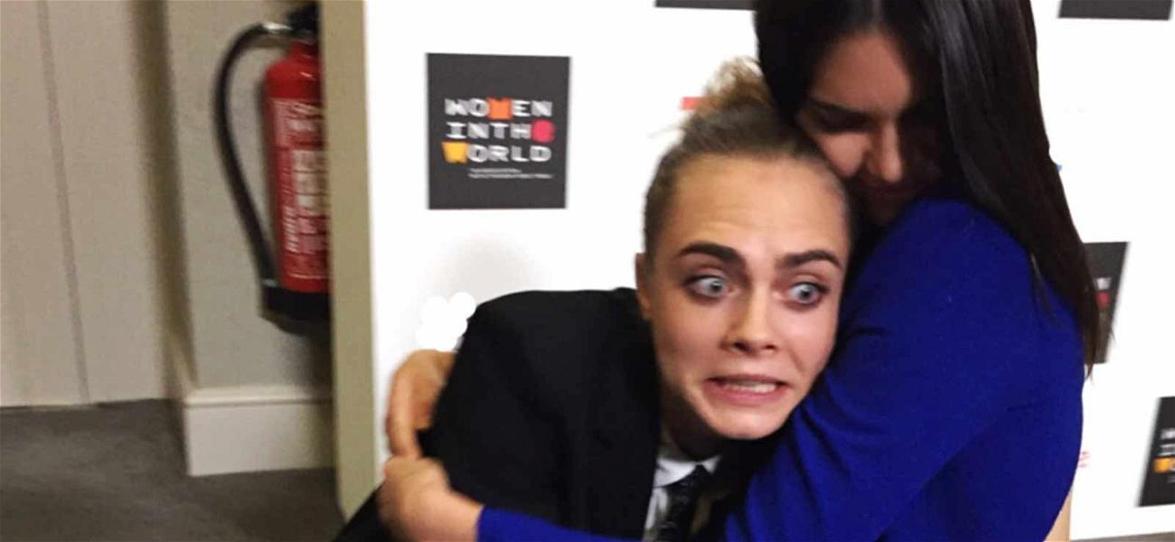 Cara Delevingne Falling for Kendall Jenner is Friend Goals