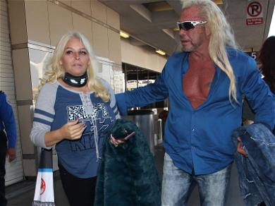 Beth Chapman Flying Back to Hawaii After Throat Surgery