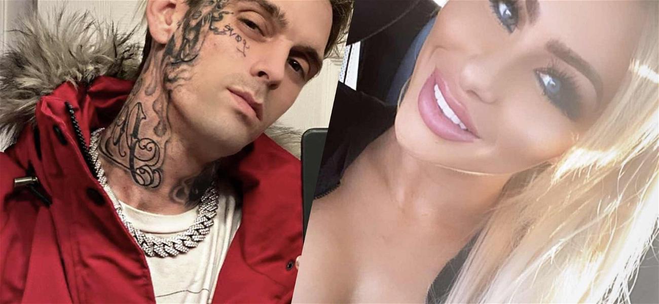 Aaron Carter's Girlfriend Puts Him On Blast After Domestic Violence Arrest