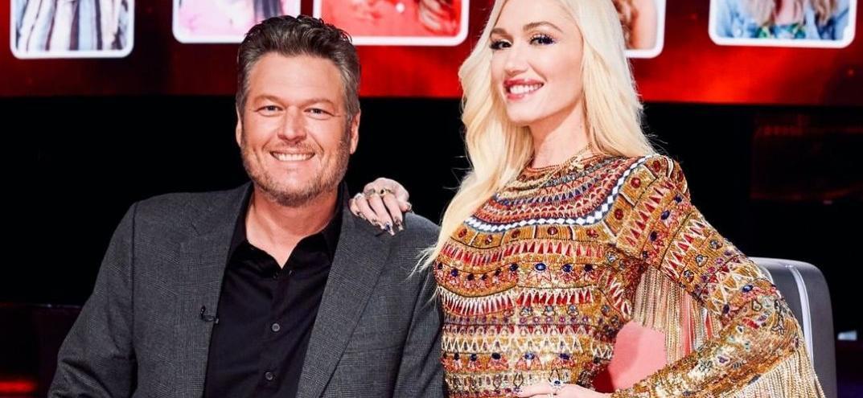 Did Gwen Stefani & Blake Shelton Just Get Married!?
