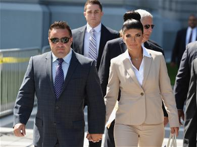 'RHONY' Star Teresa And Joe Giudice's Daughters Have No Plans To Visit Him In Italy Again