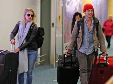 Cole Sprouse and Lili Reinhart Touch Down After Romantic Vacation