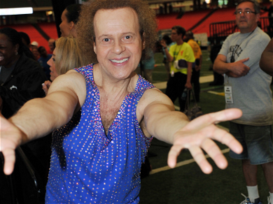 Richard Simmons Owes Thousands In Back Taxes, Fueling Speculation About Well-Being