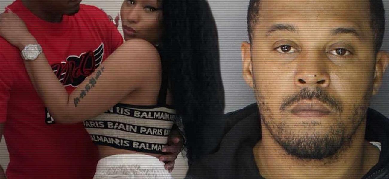 Nicki Minaj's New Boo Has a Scary Rap Sheet