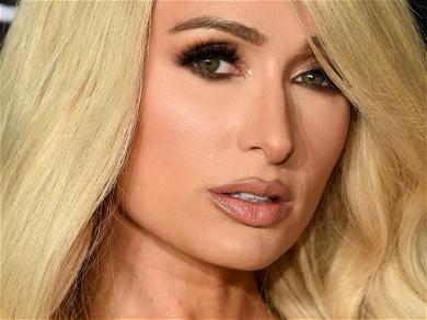 Paris Hilton Strips Down To Rainbow Bikini Celebrating Pride Month On Instagram
