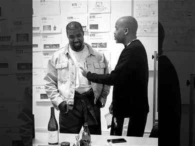 Kanye West Gets Advice from Damon Dash After Suing Roc-A-Fella Records