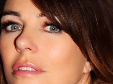 Elizabeth Hurley, 55, Looks On The Brightside With Super Young Looking Selfie