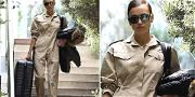Irina Shayk Seen Leaving Bradley Cooper's House with Bags Packed After Split