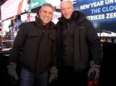 How Did Andy Cohen and Anderson Cooper Do as CNN New Year's Eve Hosts?