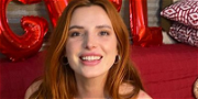 Bella Thorne Teases Girl On Girl Action With Pornstar Abella Danger