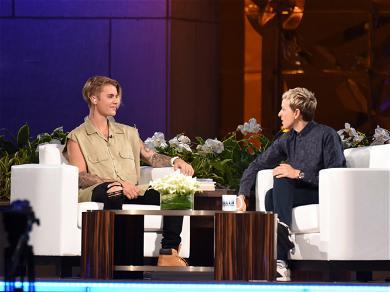 Justin Bieber Just Made A 'Concerning' Appearance On Ellen