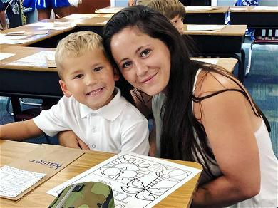 Jenelle Evans Says She's a 'Good Mom' After Getting Slammed For Son's School Pics