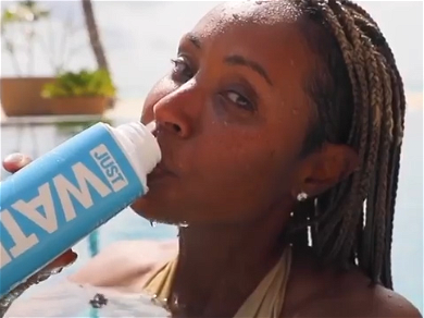 Jada Pinkett Smith Shows Off Her Booty in Hilarious Video For Jaden's Water Company