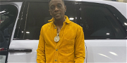Rapper Lil' Boosie Votes For The First Time Ever In Georgia's Runoff Election