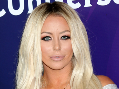 Did Aubrey O'Day Go Too Far With Her Plumped-Up Lips?