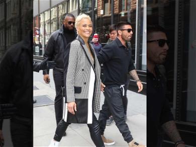 Paula Patton Debuts New Boyfriend in New York