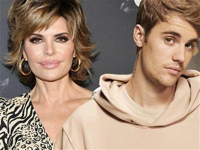 Justin Bieber SLAMMED By 'RHOBH' Fans For Telling Lisa Rinna to 'Chill' With Dance Videos