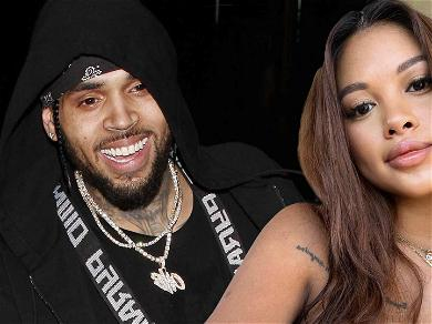 Chris Brown's 'Baby Mama' Ammika Harris Leaves Him 'Thirsty' With Sexy Snap