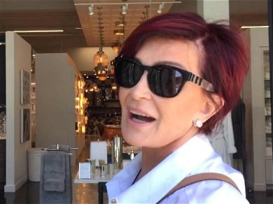 Sharon Osbourne Says More Women Will Come Forward About Les Moonves