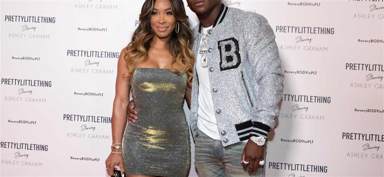 Malika Haqq is getting backlash for announcing her plans after she gives birth