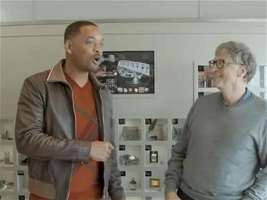 Will Smith Wants To Steal Bill Gates' Amazing Periodic Table That Has Actual Elements