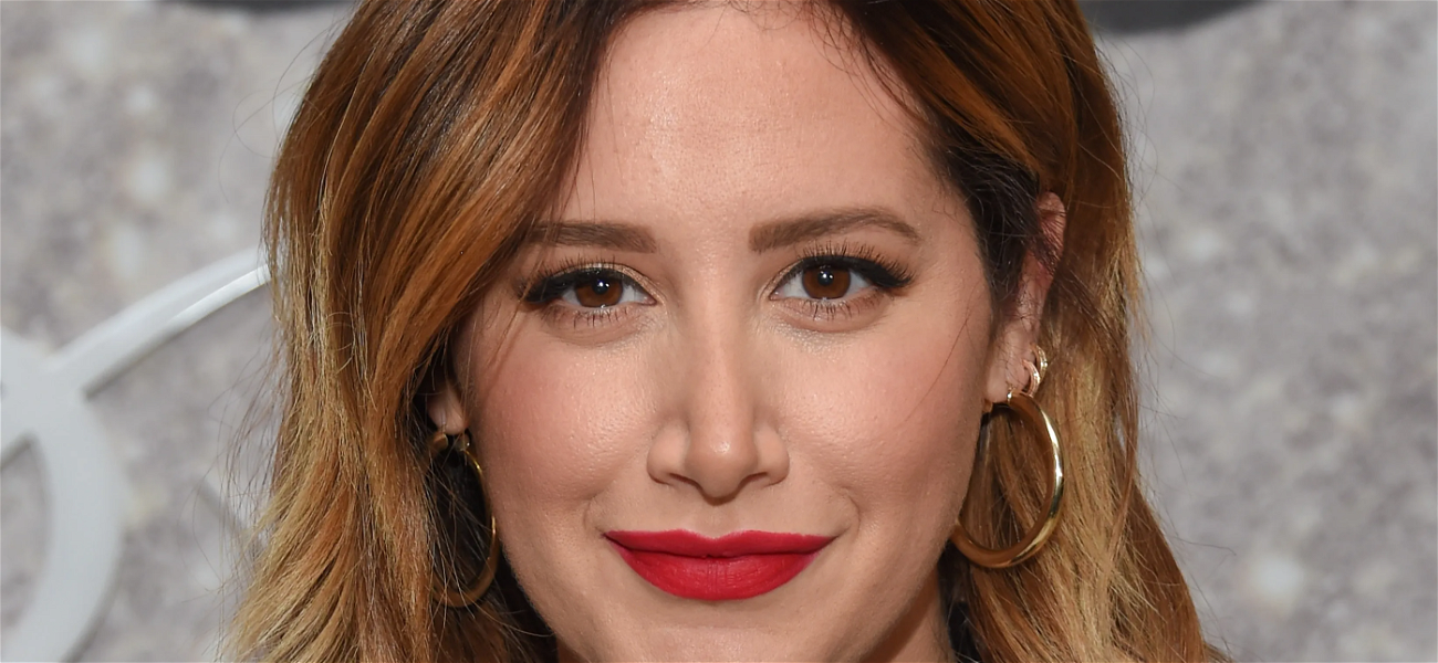 Ashley Tisdale Clearing Out High-End Items In Celeb Garage Sale