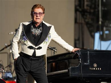 Elton John Breaks Down In Tears While Announcing His Pneumonia Diagnosis During A Concert