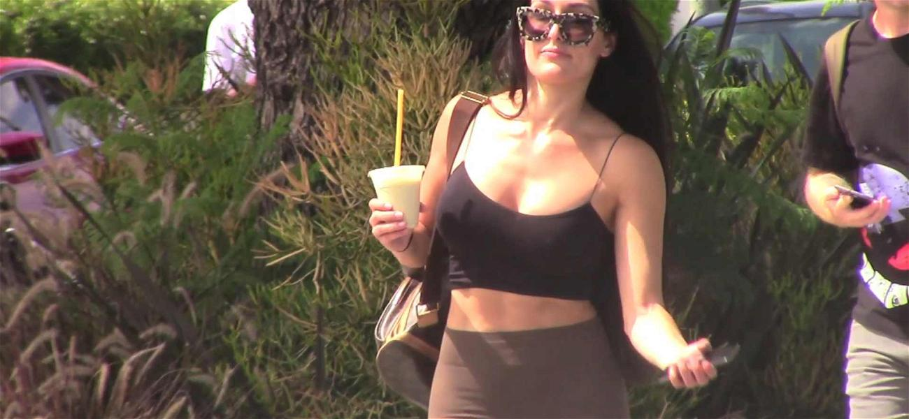 WWE Star Nikki Bella Has A Revealing Way To Beat The Heat