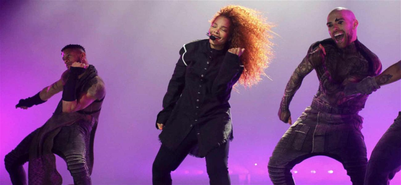 Janet Jackson Kicks Off Vegas Residency, Attracts Hollywood Royalty