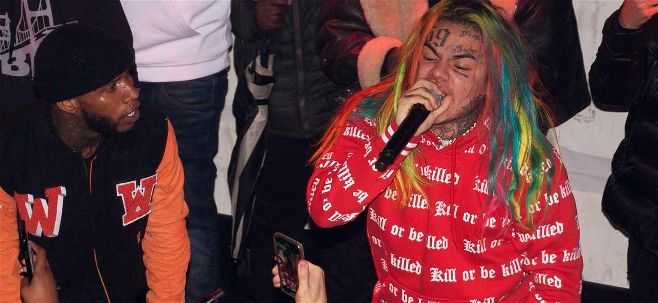 6ix9ine Still Getting Booked for Gigs Despite Looming Legal Issues