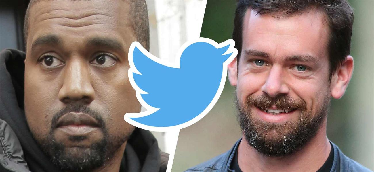 Kanye Coming Back to Twitter Was All About Jack