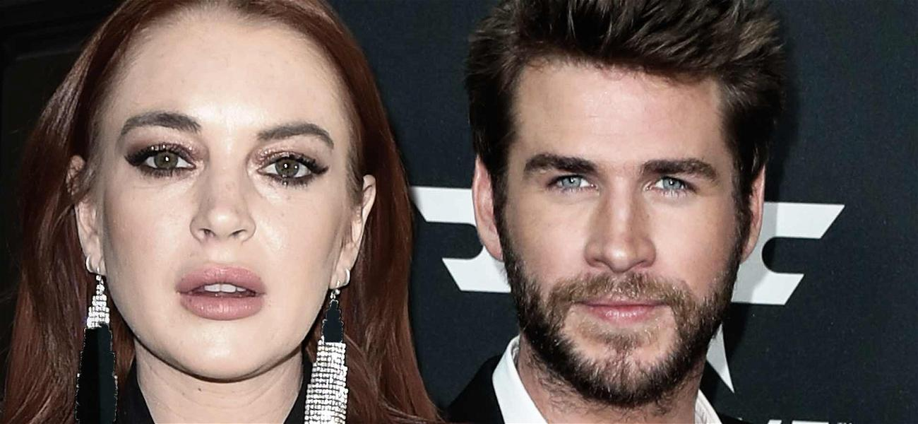 Lindsay Lohan Shoots Her Shot At Liam Hemsworth Again After He Finalizes Miley Cyrus Divorce