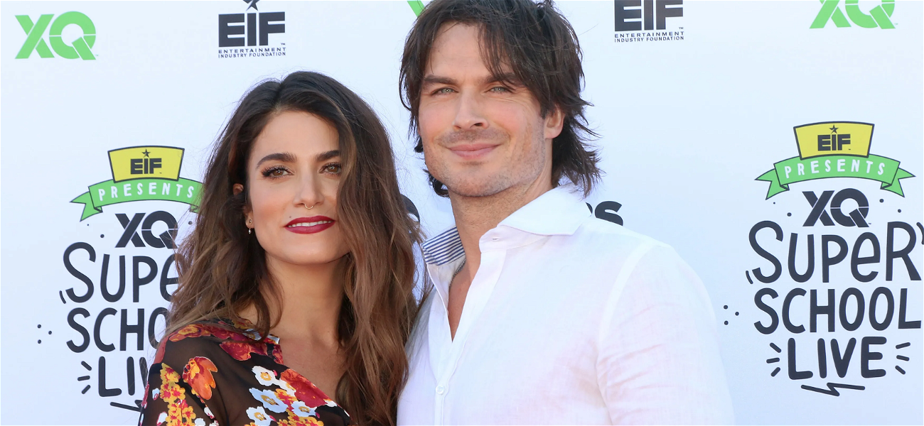 Nikki Reed Was Nearly Killed While Paying Off Millions of Ian Somerhalder's Debt!