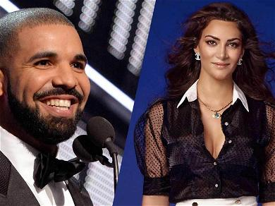 Drake's Baby Mama Sophie Brussaux Shows Off Her Assets During Home Workout