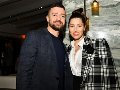 Jessica Biel Was Reportedly Pregnant When Justin Timberlake's Hand-Holding Scandal Happened