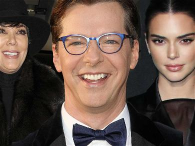 'Will & Grace' Star Sean Hayes Canceled After Posing With Kris & Kendall Jenner