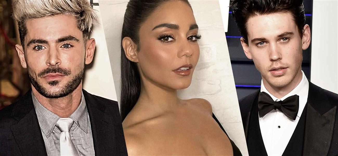 Vanessa Hudgens' Fans Tell Zac Efron 'Come Get Your Woman' After Austin Butler Breakup