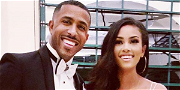 Marques Houston Trashed On Social Media Over 19-Year-Old Fiancé Miya