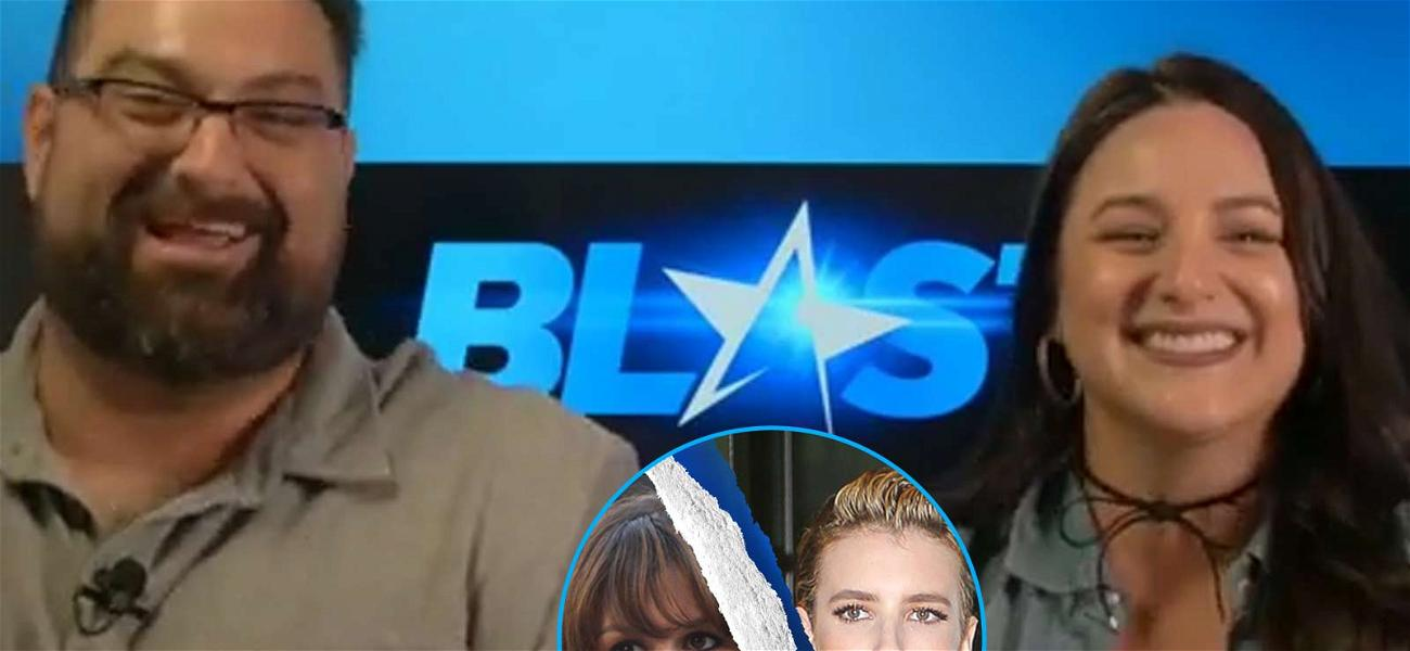 ••NewsBlast•• Rachel Bilson and Emma Roberts