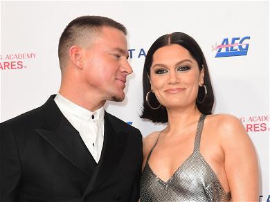 Channing Tatum Shoots Down A Troll Who Said Jenna Dewan Looks Better With Him Than Jessie J