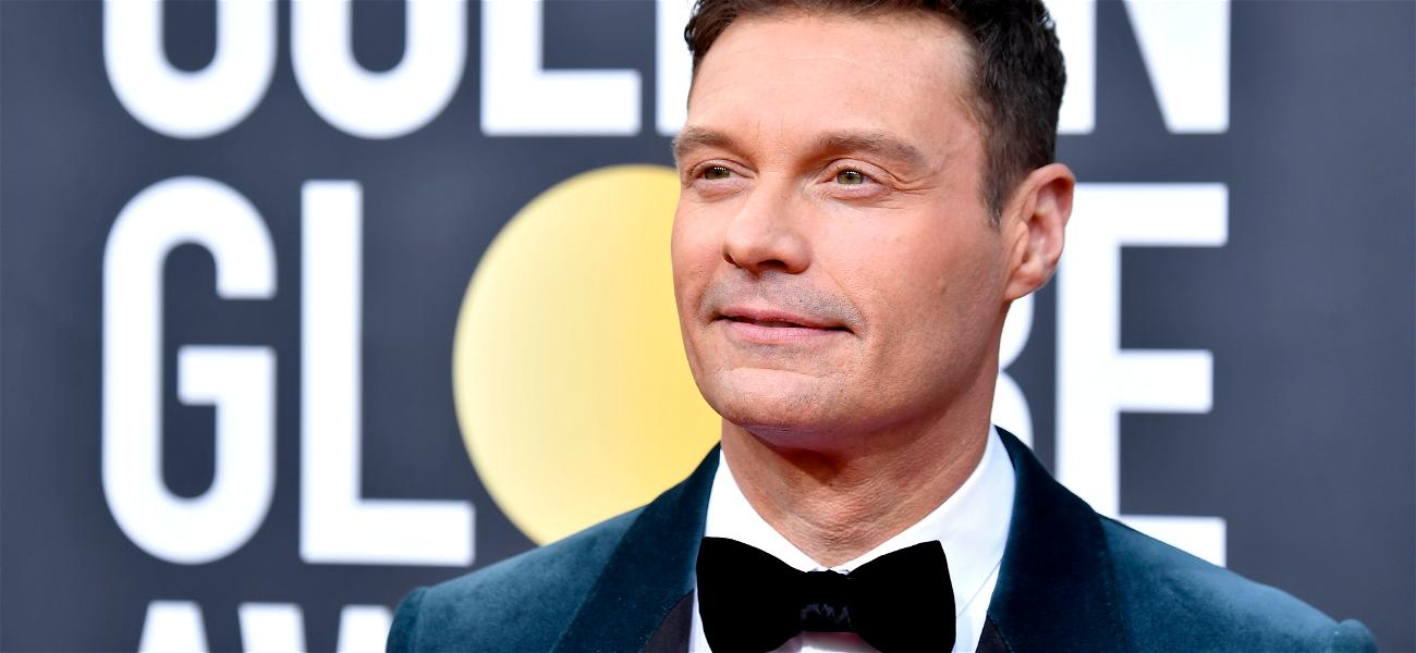 Ryan Seacrest's Team Speaks Out After Concerns He Had a Stroke