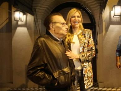 Larry King and Wife Back Together After Three-Month Separation