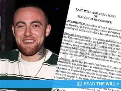 Mac Miller Died With a Will in Place, Parents Likely Beneficiaries of Estate