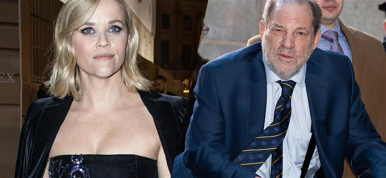 Reese Witherspoon Rejoices After Harvey Weinstein Is Sentenced To 23-Years: 'This Gives Me Renewed Hope'