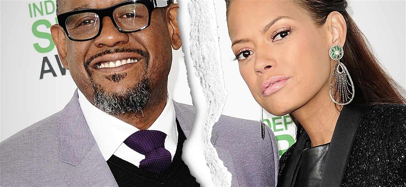 Forest Whitaker Files for Divorce After 22 Years of Marriage
